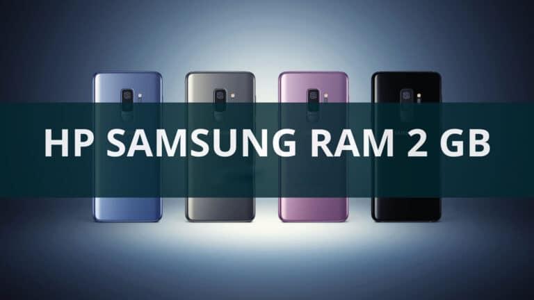 10 HP Samsung RAM 2 GB