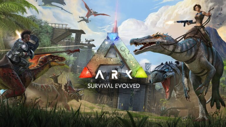 ARK : Survival Evoled Apk+Mod+Data - GSMarena.Co.Id